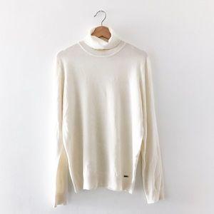 🆕 Calvin Klein Solid Turtleneck Sweater
